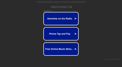 radyo-dinle.fm - radyo dinle - radyolar, canlı radyo dinle, online radyo