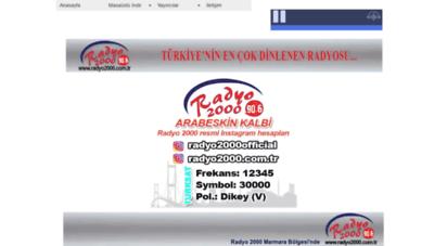 radyo2000.com.tr