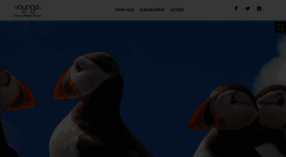 radyovoyage.com - 107.4 radyo voyage - dünyanın müziğine yolculuk