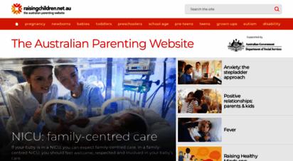raisingchildren.net.au - raising children network
