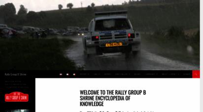 rallygroupbshrine.org -