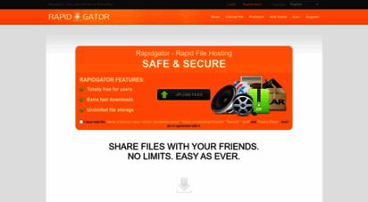 similar web sites like rapidgator.net