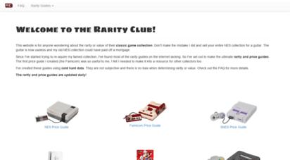 rarity.club