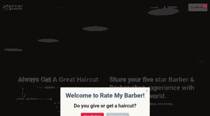ratemybarber.com -