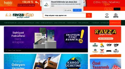 ravzakitap.com - en çok satan kitaplar - dini kitaplar - islami kitaplar