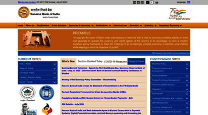 rbi.org.in - reserve bank of india