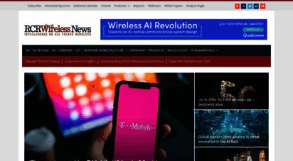 rcrwireless.com - mobile technology  wireless broadband  wireless carriers  rcr global wireless news  rcr global wireless news