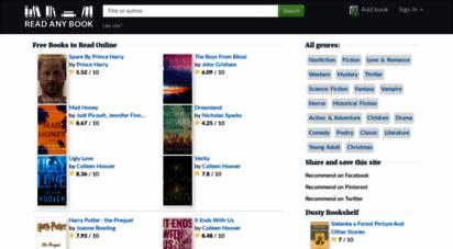 readanybook.com - readanybook.com - online reading for free.