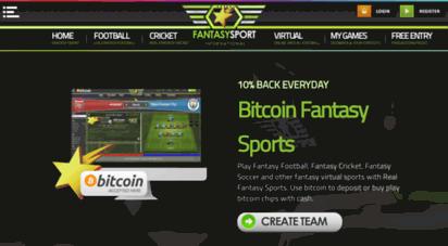 realfantasysports.net - real fantasy sports  free 0.01 bitcoin play chips  football, cricket virtual soccer