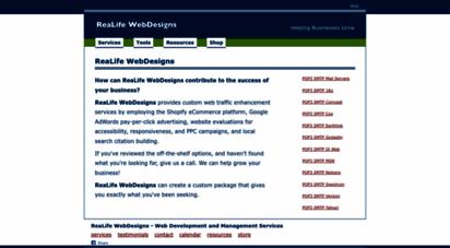 realifewebdesigns.com