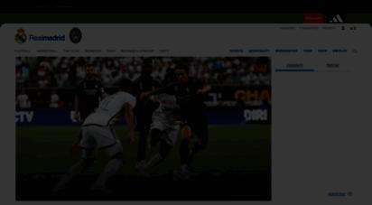 realmadrid.com - real madrid cf  web oficial
