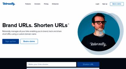 rebrandly.com - rebrandly  custom url shortener, branded link management, api
