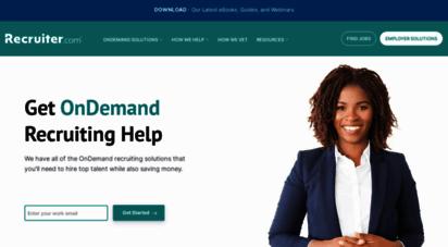 recruiter.com