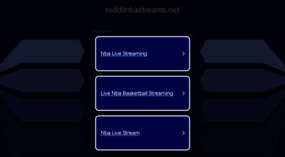 redditnbastreams.net