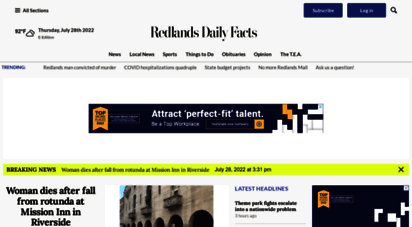 redlandsdailyfacts.com - redlands daily facts: local news, sports and things to do