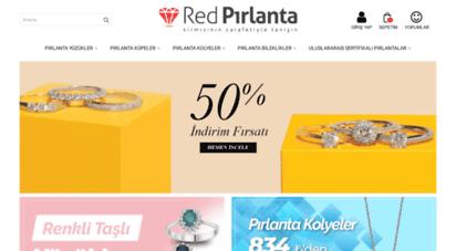 redpirlanta.com - kırmızının zarafetiyle tanışın - red pırlanta