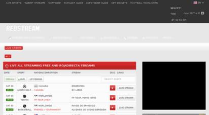 redstreamsport.com -