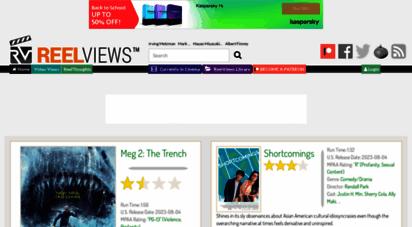 reelviews.net - reelviews movie reviews