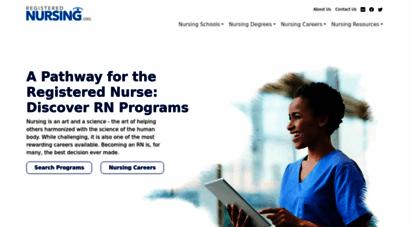 registerednursing.org - rn programs - registered nurse  registerednursing.org