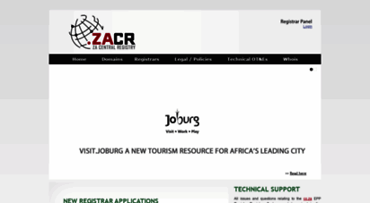 registry.net.za -