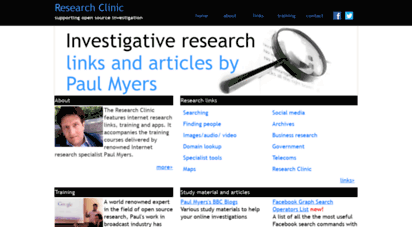 researchclinic.net - research clinic