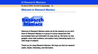 researchmaniacs.com
