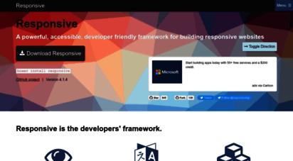 responsivebp.com - a super lightweight html, sass, css, and javascript framework for building responsive websites :: responsive