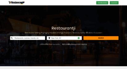 restaurantji.com -
