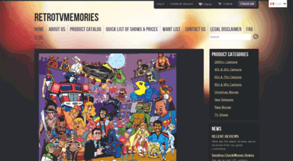 retrotvmemories.com - retrotvmemories classic cartoons tv shows 60s 70s 80s 90s