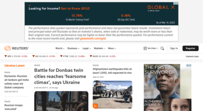 reuters.com - business & financial news, u.s & international breaking news  reuters