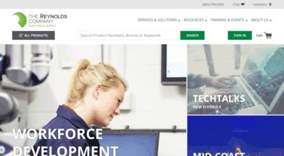 reynoldsonline.com - the reynolds company - electric company
