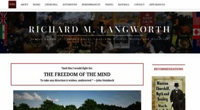 richardlangworth.com