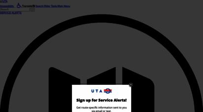 rideuta.com - utah transit authority
