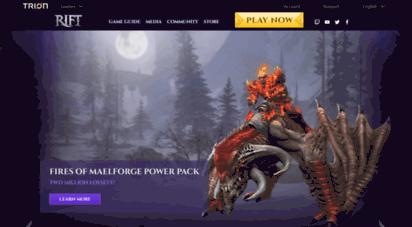 riftgame.com - rift®  play for free