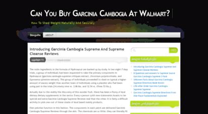Welcome To Rileydrmjtdxj Wordpress Com Can You Buy Garcinia