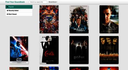 ringostrack.com - find your movie soundtrack and listen it online  ringostrack