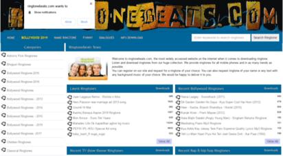 ringtonebeats.com -