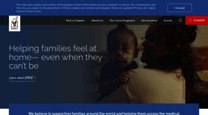 rmhc.org - ronald mcdonald house charities