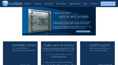 Welcome to Rmm6 runbox com - Secure and Private Email Hosting