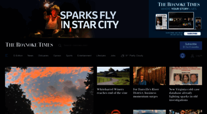 Welcome to Roanoke com - Roanoke Times: News, weather, and sports in
