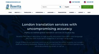 rosettatranslation.com