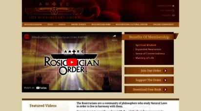 rosicrucian.org