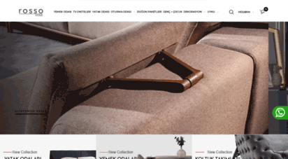 rossohome.com - rosso home mobilya ve ev aksesuarları