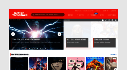 rottentomatoes.com - rotten tomatoes: movies  tv shows  movie trailers  reviews - rotten tomatoes