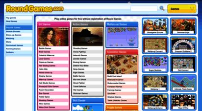 roundgames.com - play online games - roundgames.com