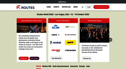 routesonline.com - routesonline - routes aviation conference, events, networking  aviation news  airport and airline profiles