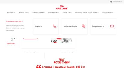 royalcanin.com.tr -