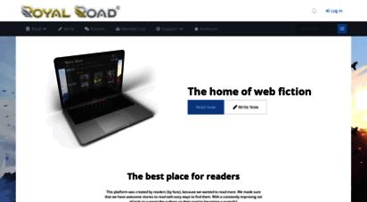 royalroadl.com - welcome  royal road