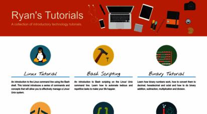 ryanstutorials.net - ryan´s tutorials -