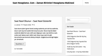 saathesaplama.com